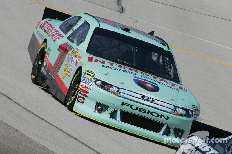Andy Lally Daytona 400 Qualifying Report