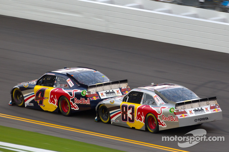 Red Bull Racing Team Daytona 400 Race Report
