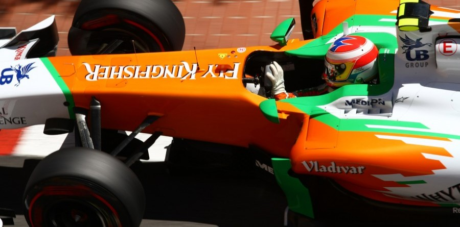 Force India Has High Hopes Of British GP At Silverstone