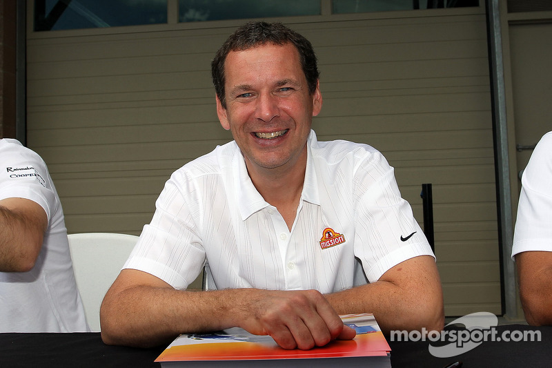 AJR Adds Butch Leitzinger For Lime Rock