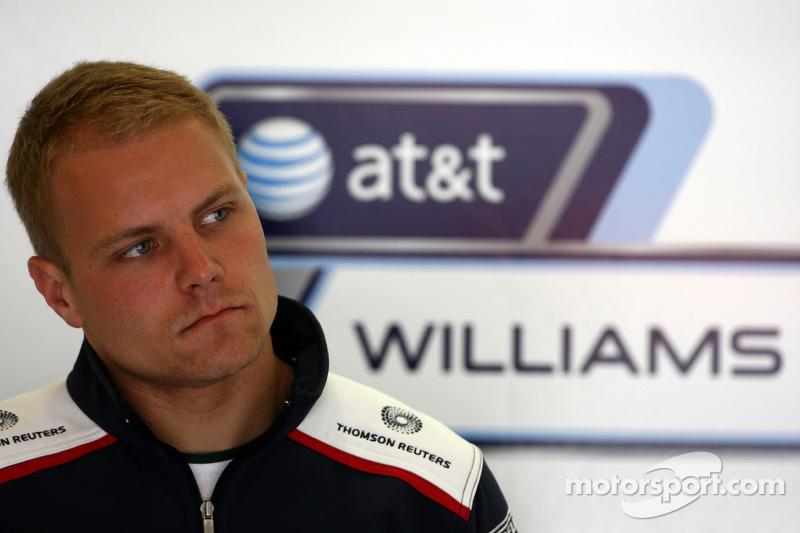 Williams Calls Off Test In Rain