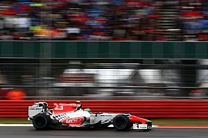 Formula 1 HRT British GP - Silverstone Friday Practice Report