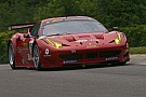 Risi Competizione Lime Rock Qualifying Report