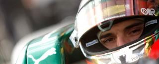 GP2 Jules Bianchi Claims GP2 Series Silverstone Pole