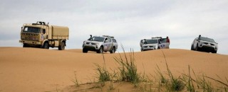 Cross-Country Rally Dakar Series' Teams Ready To Take On Russia's Silk Way Rally