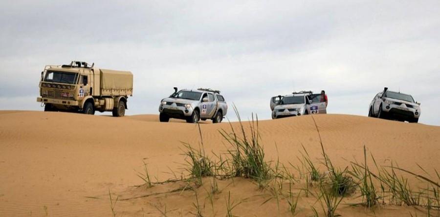 Dakar Series' Teams Ready To Take On Russia's Silk Way Rally