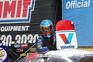 NHRA Jack Beckman Joliet Saturday Report