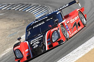 Grand-Am Brian Frisselle  Laguna Seca Race Report