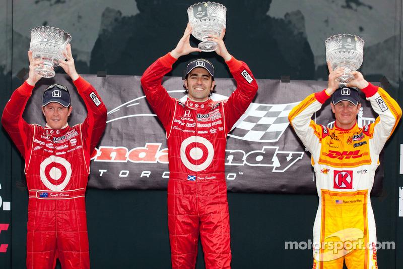 Indycar Series Toronto Race Report