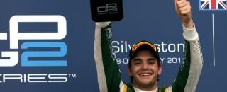 GP2 Lotus ART Silverstone GP2 Event Summary