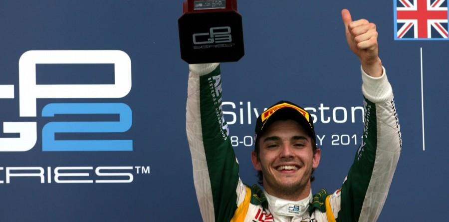 Lotus ART Silverstone GP2 Event Summary