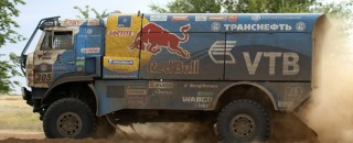 Cross-Country Rally Holowczyk & Kabirov Take Over The Lead In Silk Way Rally 2nd Stage