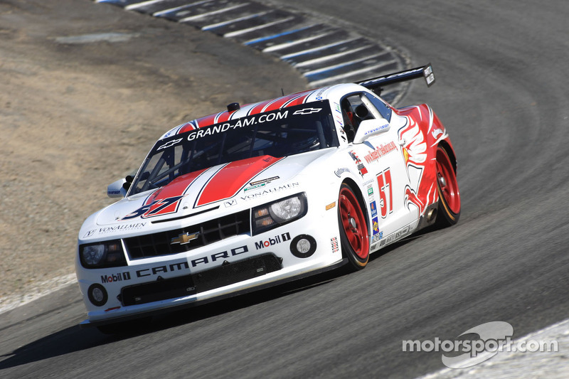 Stevenson Motorsports Laguna Seca Race Report