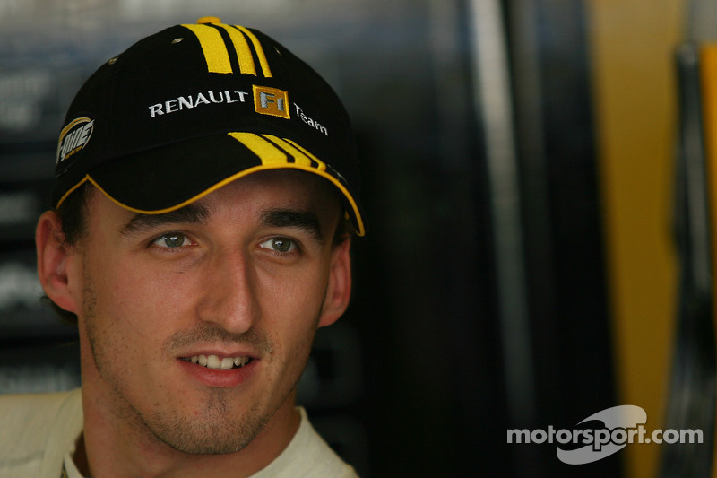 Kubica Vows To Be Ready For 2012 Return