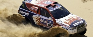 Cross-Country Rally Leader Holowczyc Earns Dakar Silk Way Rally Stage 5 Win
