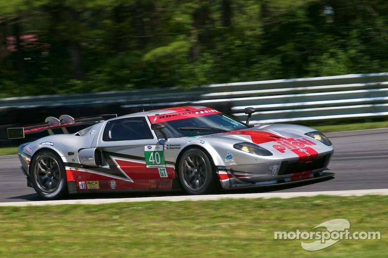 Robertson Racing Prepared For Mosport In Canada