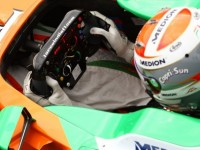 Force India F1  Well Prepared for German GP At Nurburgring