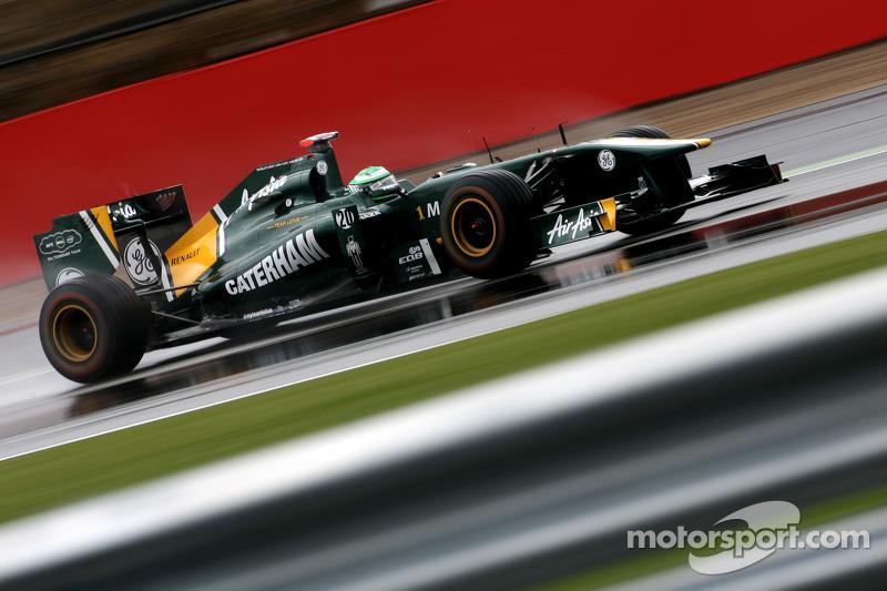 Team Lotus Hire Chandhok For German GP At Nurburgring