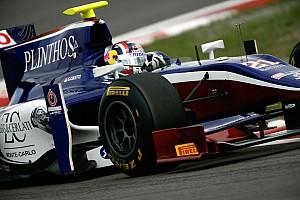 FIA F2 Trident Racing Nurgurgring Qualifying Report