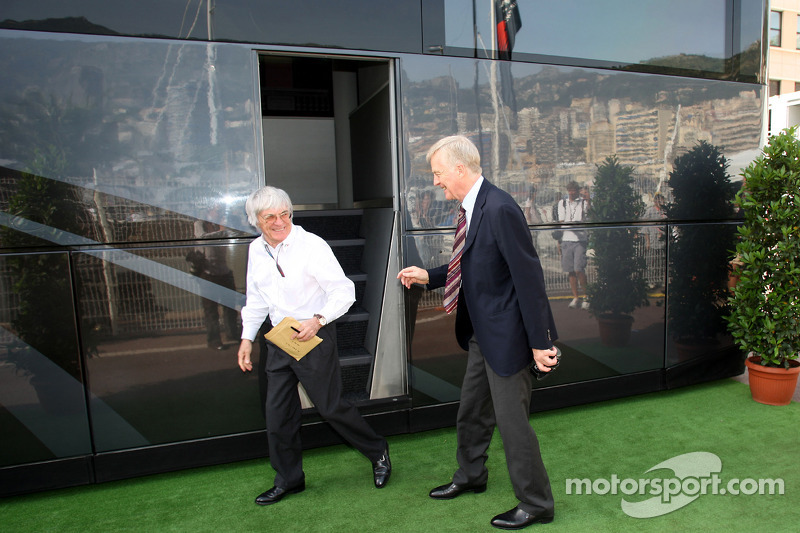 Ecclestone Might 'Back Off' F1 Amid Scandal - Mosley