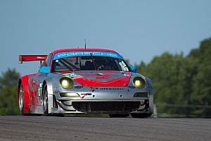 ALMS Flying Lizard Motorsports Mosport Race Report