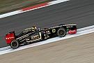 Lotus Renault's Eric Boullier and Nick Heidfeld On The Hungarian GP