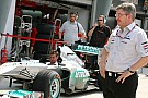 Brawn Admits To Own Mistakes In Mercedes Slump
