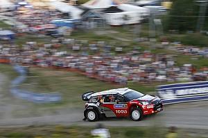 WRC Petter Solberg Rally Finland Leg 2 Summary