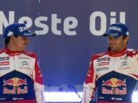 Rainy Skies Help Loeb Earn The Rally Finland Victory