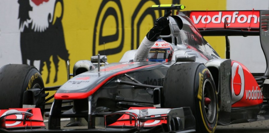 McLaren F1 Hungarian GP Race Report