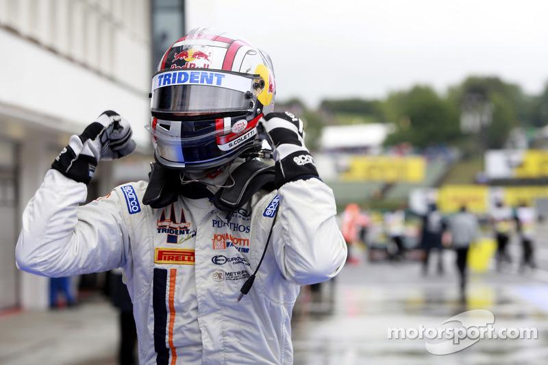 Stefano Coletti Budapest Race 2 Report