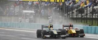 GP2 Lotus ART GP2 Series Budapest Race Event Summary