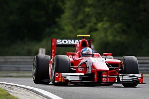 GP2 Jolyon Palmer Hungary Event Summary