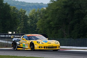 ALMS Corvette Racing Mid-Ohio Race Report