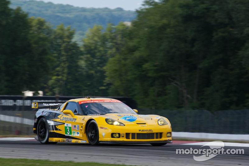 Corvette Racing Mid-Ohio Race Report