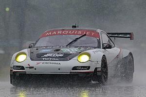 ALMS Paul Miller Racing Mid-Ohio Race Report