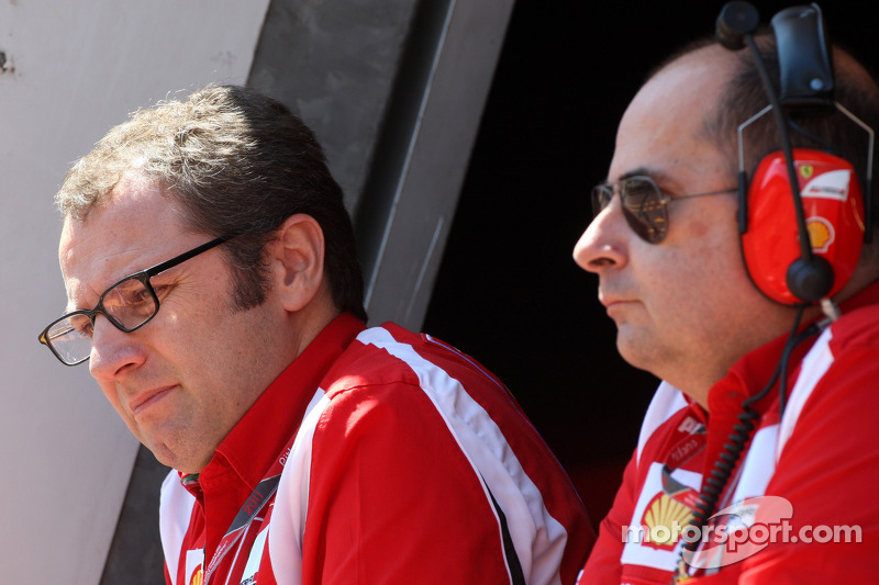 Ferrari To Switch Focus To 2012 In September