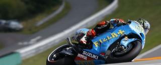MotoGP Hopkins crashes in Czech GP final practice