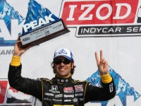 Franchitti nabs New Hampshire pole in Loudon