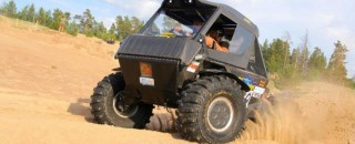 Offroad Sergei Khalzev's total off-roader