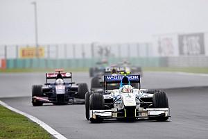 FIA F2 Addax Team Spa weekend summary