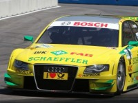 Audi on chase for the lead at Brands Hatch