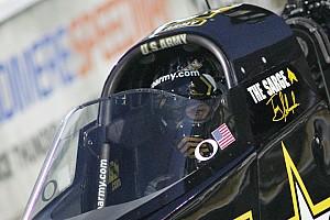 NHRA Tony Schumacher Indianapolis Friday report