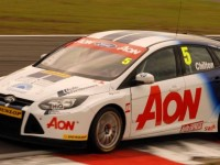 Chilton takes Knockhill pole