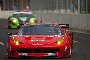 ALMS  Risi Competizione Baltimore race report