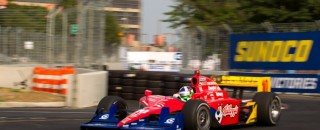 IndyCar Chip Ganassi Racing Baltimore race report