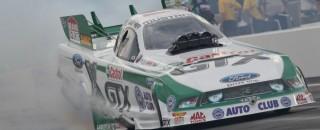 NHRA Neff wins for John Force Racing at Indianapolis