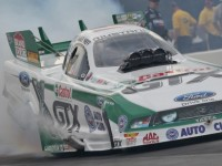 Neff wins for John Force Racing at Indianapolis