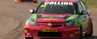 BTCC Gilham marks return to series with Geoff Steel Racing
