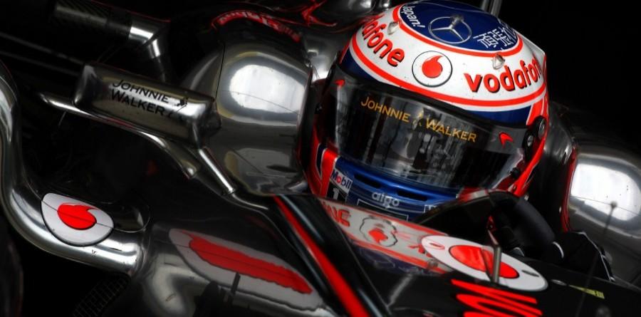 McLaren Italian GP - Monza Friday practice report